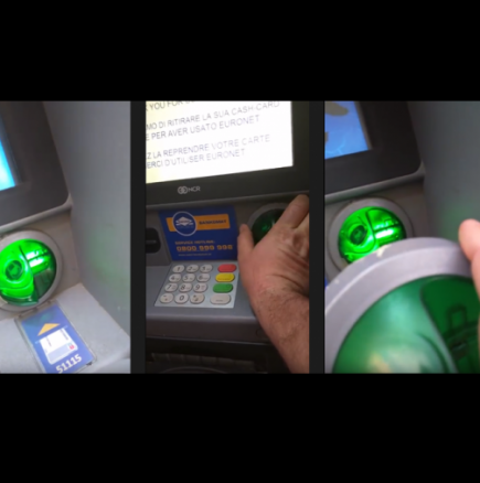 Как могат да крадат пари от сметката ви