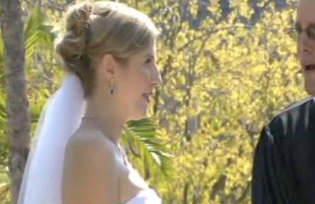 Вижте какво направил кума на тази сватба!
